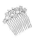 Jon Richard Crystal Vine Hair Comb
