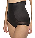 Fuller Figure high waist brief