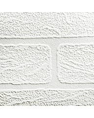 Superfresco Paintable Brick Wallpaper
