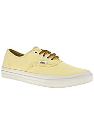 Vans Authentic Slim Twill