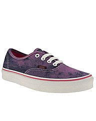 Vans Authentic Vii Acid Denim