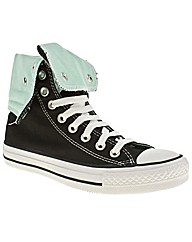 Converse All Star Knee Hi Fold