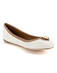 Tory Burch Faith Ballet Pump