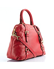 Michael Kors Small Bedford Bowling Bag