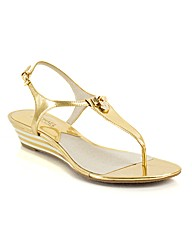 Michael Kors Hamilton Jewelled Sandal