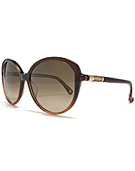 Michael Kors Campbell Oval Sunglasses