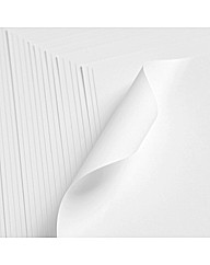 Smooth Finish Background Paper Pack 60 A