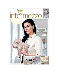 Anchor Intermezzo Crochet Clutch Bag Kit