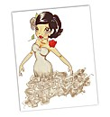 Little Darlings Rubber Stamps - Isabella