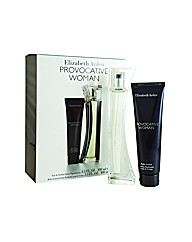 Provocative Woman Edp & Body Lotion Set