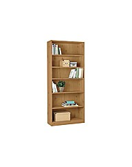 Maine Tall Extra Wide Deep Bookcase