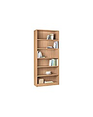 Maine Tall and Wide Extra Deep Bookcase