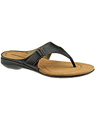 Hush Puppies Delite Toe Post Sandal