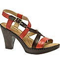 Hush Puppies Bernina Qtr Strap Sandal