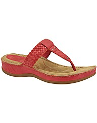 Hush Puppies Ceylon Toe Post Sandal