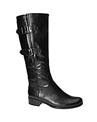 Gabor Verano Buckle Trim Long Boots