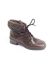 Gabor Rayce Ladies Leather Ankle Boots