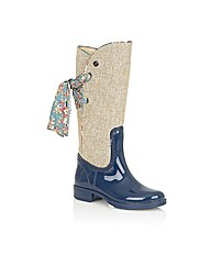 Posh Kharan Welly Boots