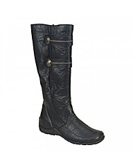 Rieker Astrid Womens Long Boots