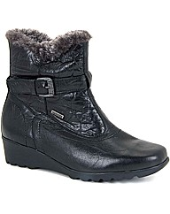 Josef Seibel Bliss Womens Fur Lined Low