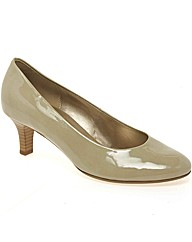 Gabor Vesta Womens Leather Court Shoes