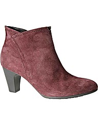 Gabor Jangle Womens Ankle Boots