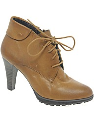 Caprice Milla Womens Lace Up Shoe Boots