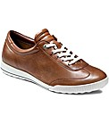 Ecco Fresh Womens Lace Up Casual Shoes