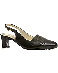 Van Dal Boston Womens Slingback Shoe