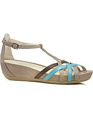 Van Dal Exmouth Womens Wedge Sandal