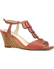 Van Dal Clovelly Womens Wedge Sandal