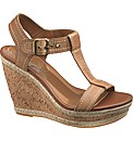 Hush Puppies Renown T-Strap Sandal