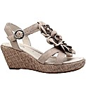 Gabor Ingleby Womens Wedge Heeled Sandal