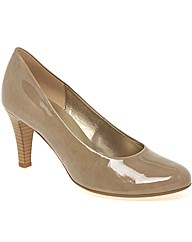 Gabor Lavender Classic Court Shoes