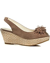 Van Dal Tully Womens Wedge Casual