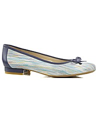 Van Dal March Womens Pump Court Shoe