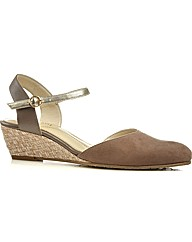 Van Dal El Nido Womens Wedge Casual