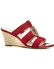 Van Dal Croyde Womens Wedge Sandal