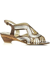 Van Dal Whitstable Womens Heeled Sandal