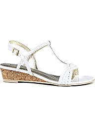 Van Dal Southwold Womens Wedge Sandal