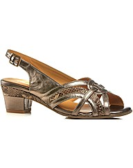 Van Dal Hastings EE Womens Heeled Sandal