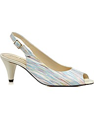 Van Dal Paston Womens Slingback Shoe