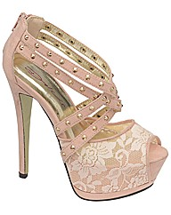 Dolcis Lace Stilleto