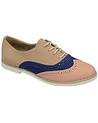 Dolcis Lace Up Brogue