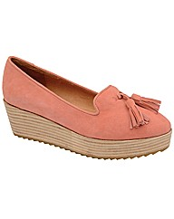 Ravel Lucy suede loafer
