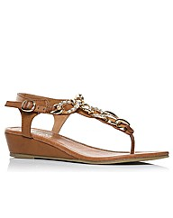Moda in Pelle Zuma Ladies Sandals