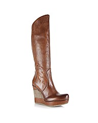 Moda in Pelle Spartica Ladies Boots