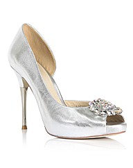 Moda in Pelle Rarzel Ladies Shoes
