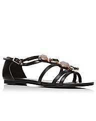 Moda in Pelle Prinny Ladies Sandals