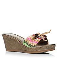 Moda in Pelle Pinch Ladies Sandals